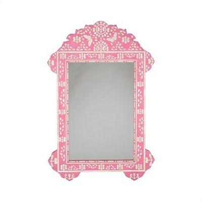 pink mirror - palm beach house | Global, Ethnic & Boho | Pinterest ...