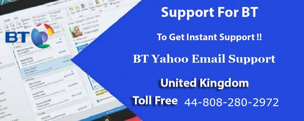 If You Have Any Issues In Bt Yahoo And Yahoo Email Settings Then
