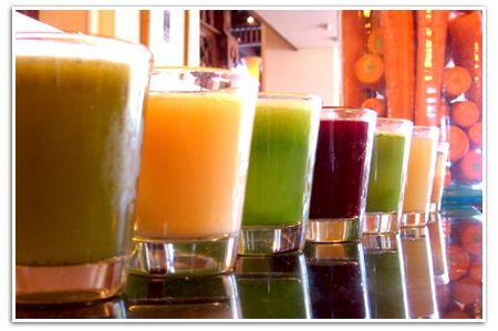 Choosing Healthy Drinks