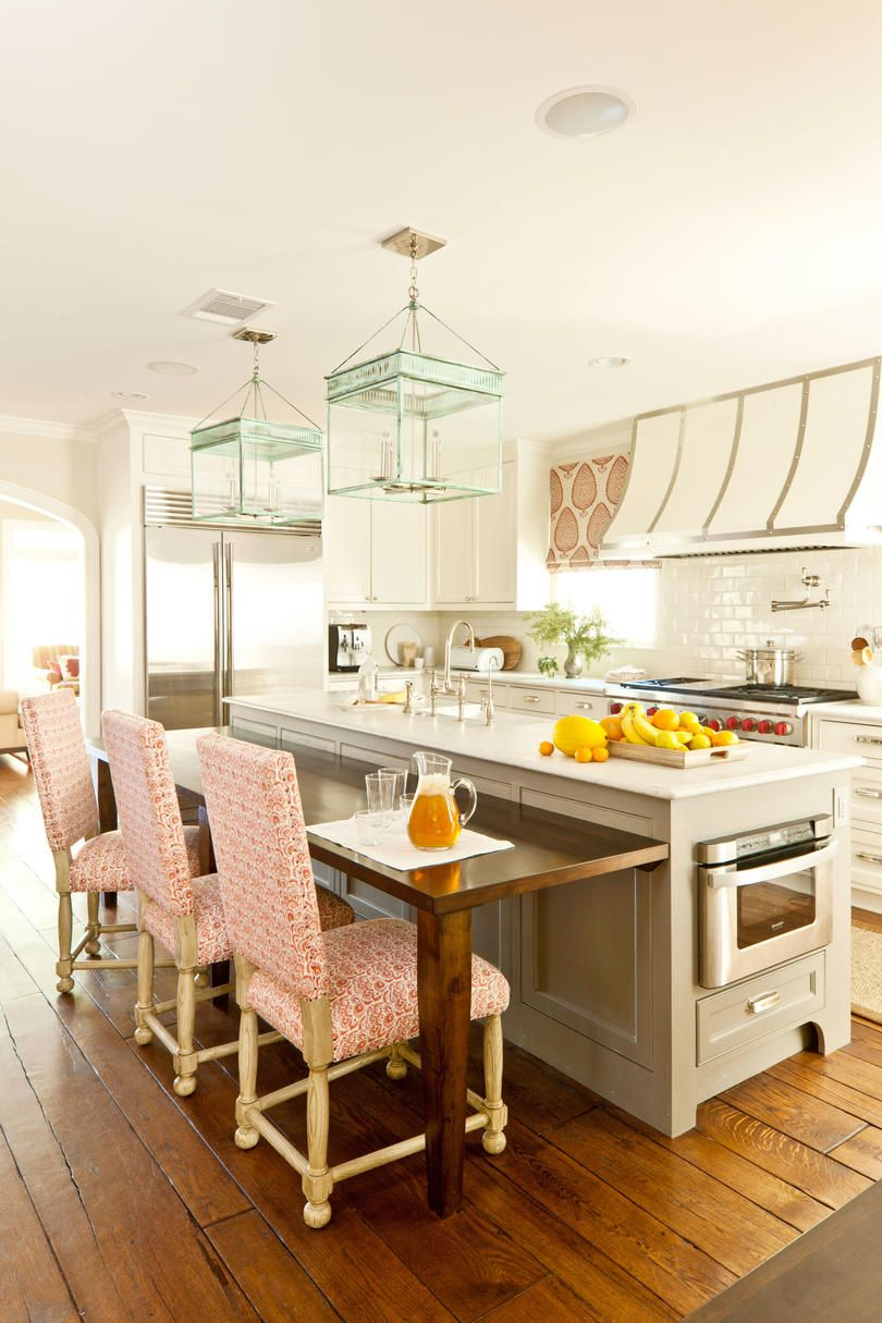 The Updated Traditional Kitchen | Traditional kitchen, Urban and ...