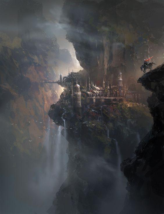 secret castle:
