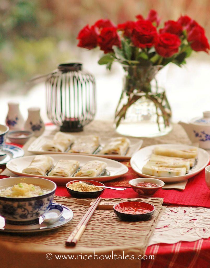 Rice Bowl Tales 自家製茶樓豬腸粉【賀年小吃】Homemade Rice Flour Roll