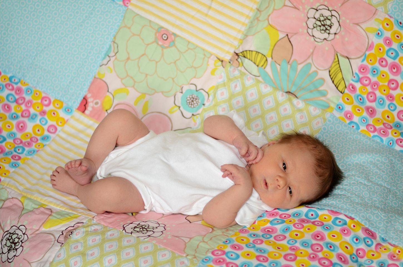 Julie 1 month
