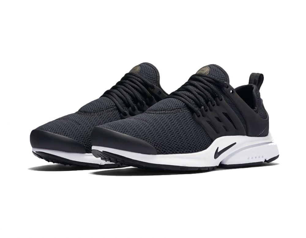 Inside | Nike - Air Presto Black Black | Magasin de vêtement ...