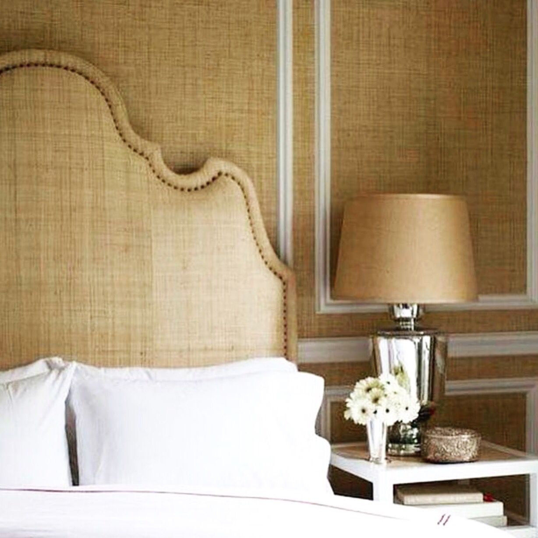 Carved Sisal Grasscloth Headboard Beautiful Bedrooms Home Bedroom Feng Shui Your Bedroom