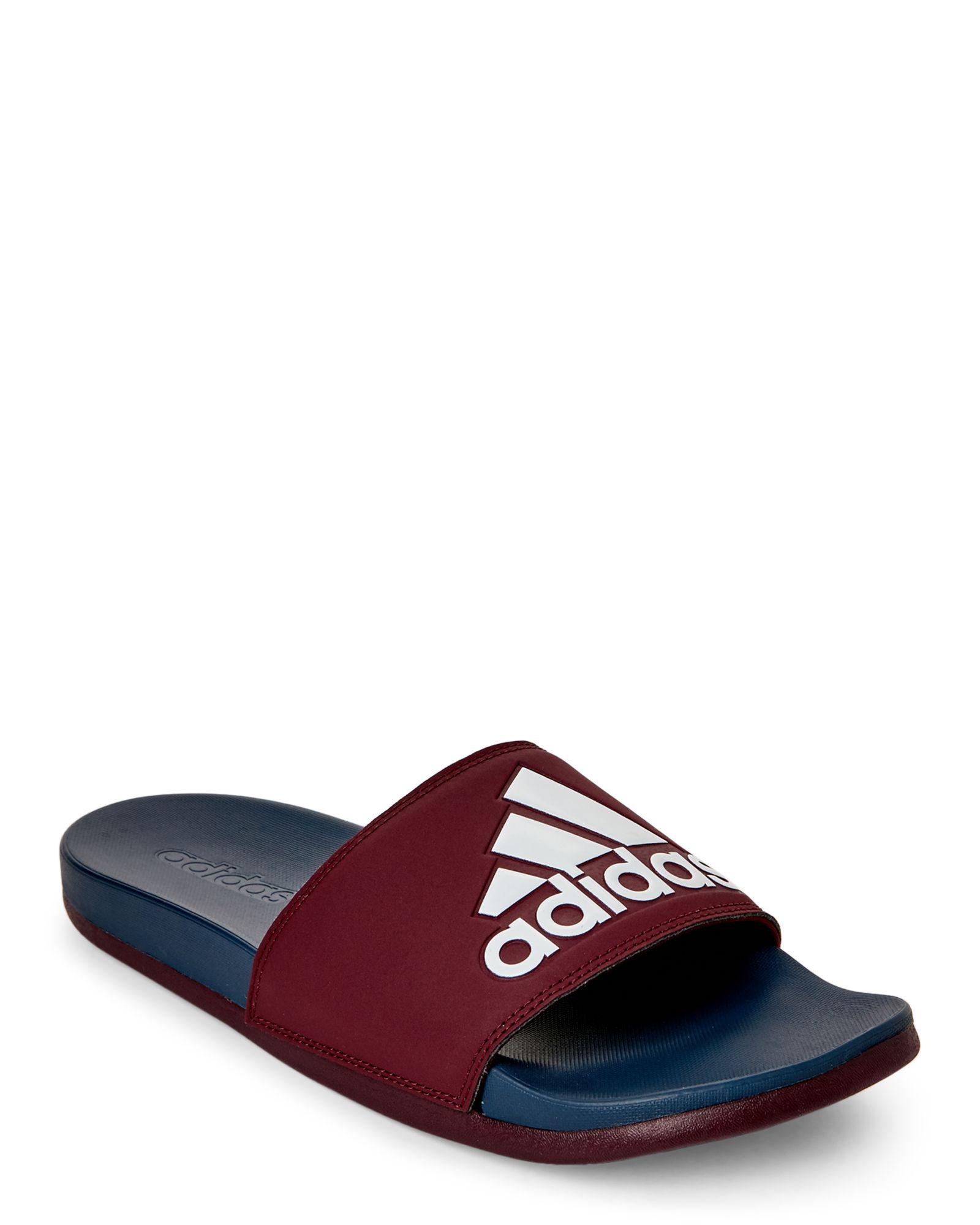 4d63d9f9be7c Adidas Adilette CF Logo Slide Sandals