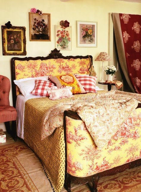 Pin by Dawn Stevens on bedroom decor Pinterest French country