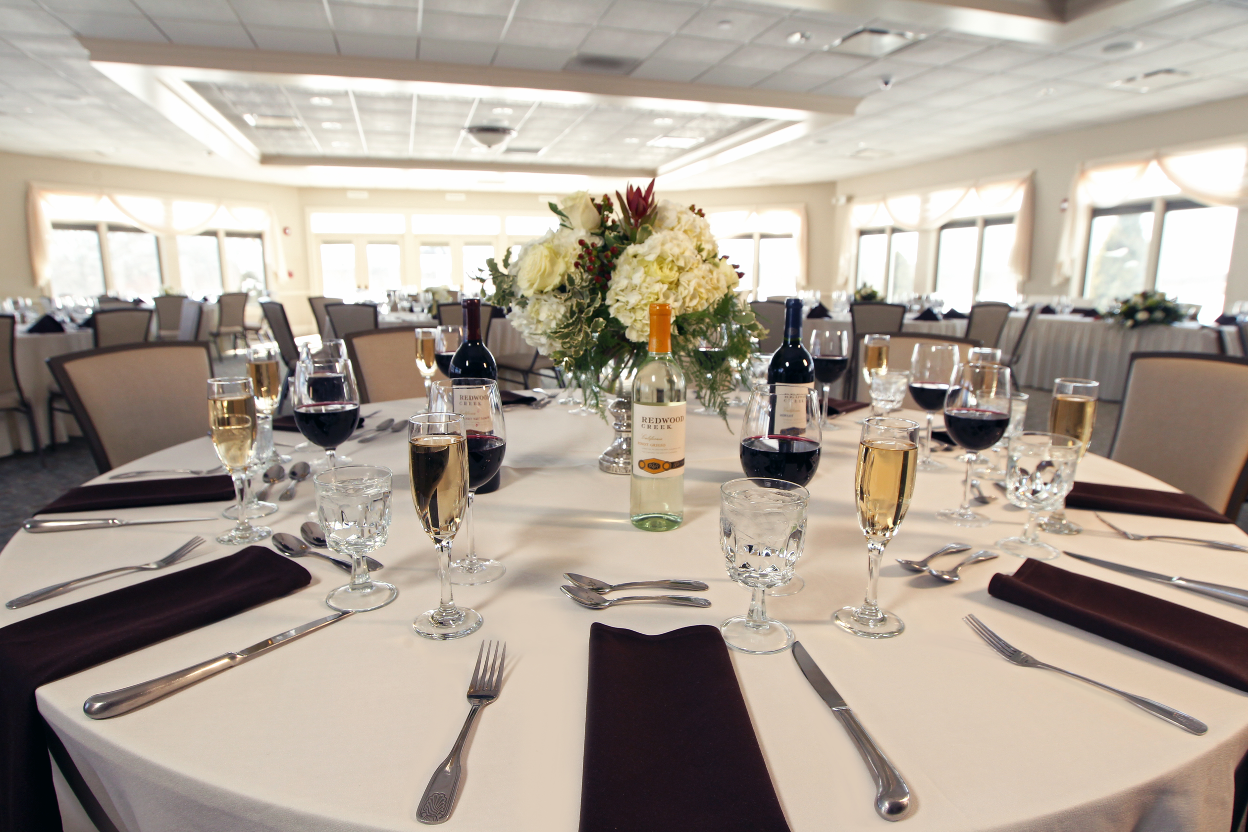 Quincy, MA Weddings & Events | The Tirrell Room