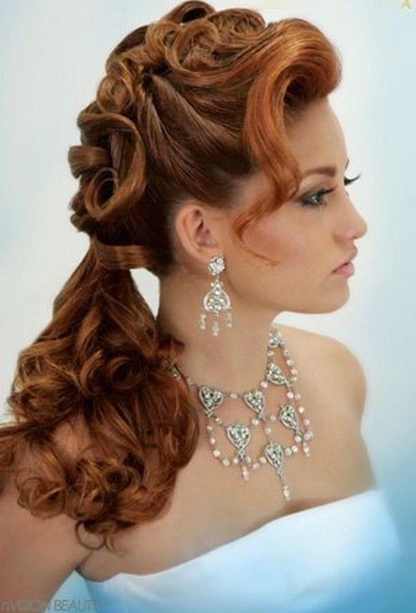 Weddings Hairstyles 2012 Be Hairstyles Medium Hair Styles Bride Hairstyles Long Hair Styles
