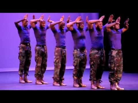 Omega Psi Phi - DK Ques - Georgia Tech Homecoming Step Show 2010 (Part 1) Stepping is aggressive, raw, beautiful, controlled and sexy. It's 'swagger' taken up to 11. And, as you can tell from the women equaling in the audience, it's very, very dominant.