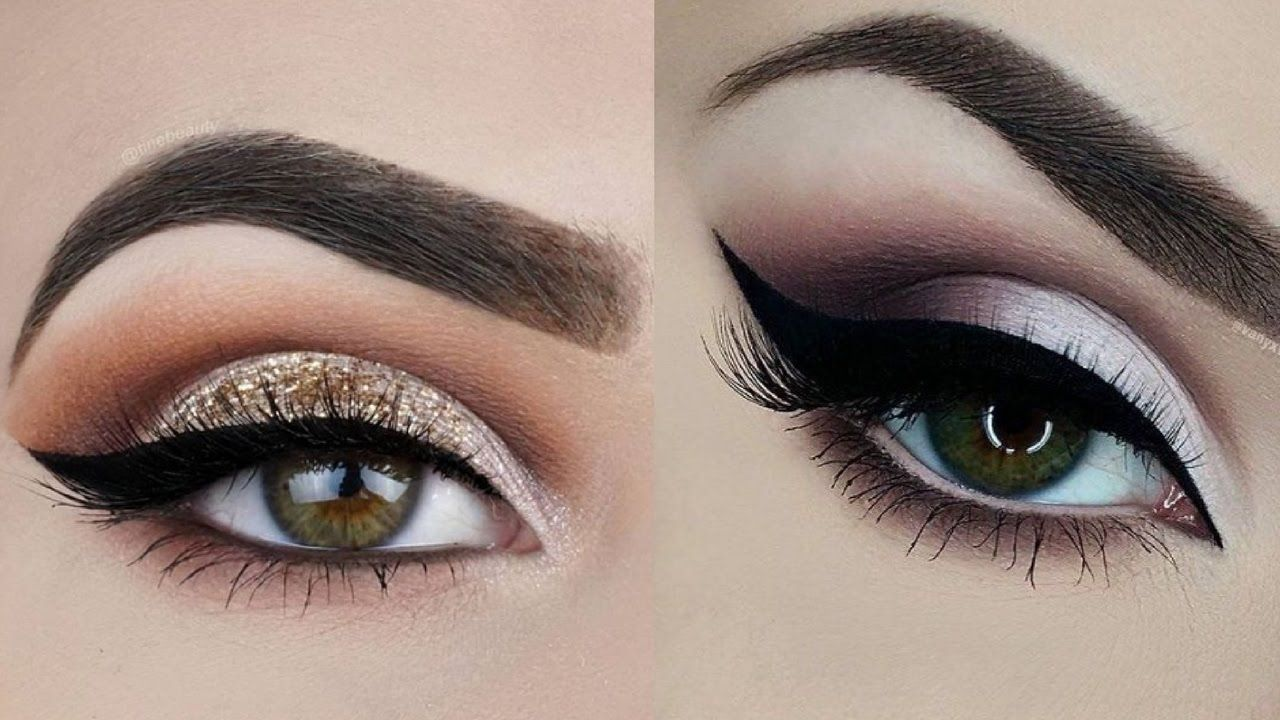 Beginner Eye Makeup Tutorial Lots Of Tips and Tricks