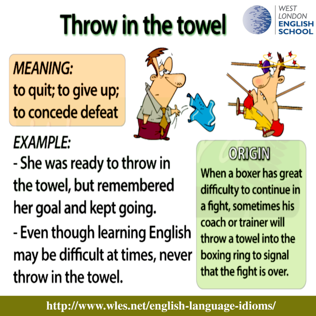 English language idioms | Idio...