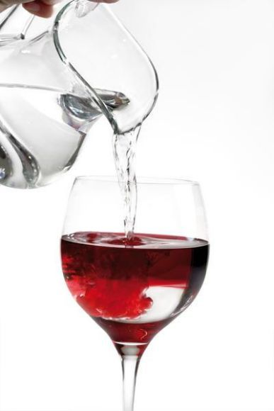 Image result for gif water turned into wine gif