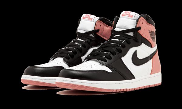 Air Jordan 1 Retro High Og Nrg Rust Pink 861428 101 In 2021 Air Jordans Pink Jordans Jordan 1 Retro High