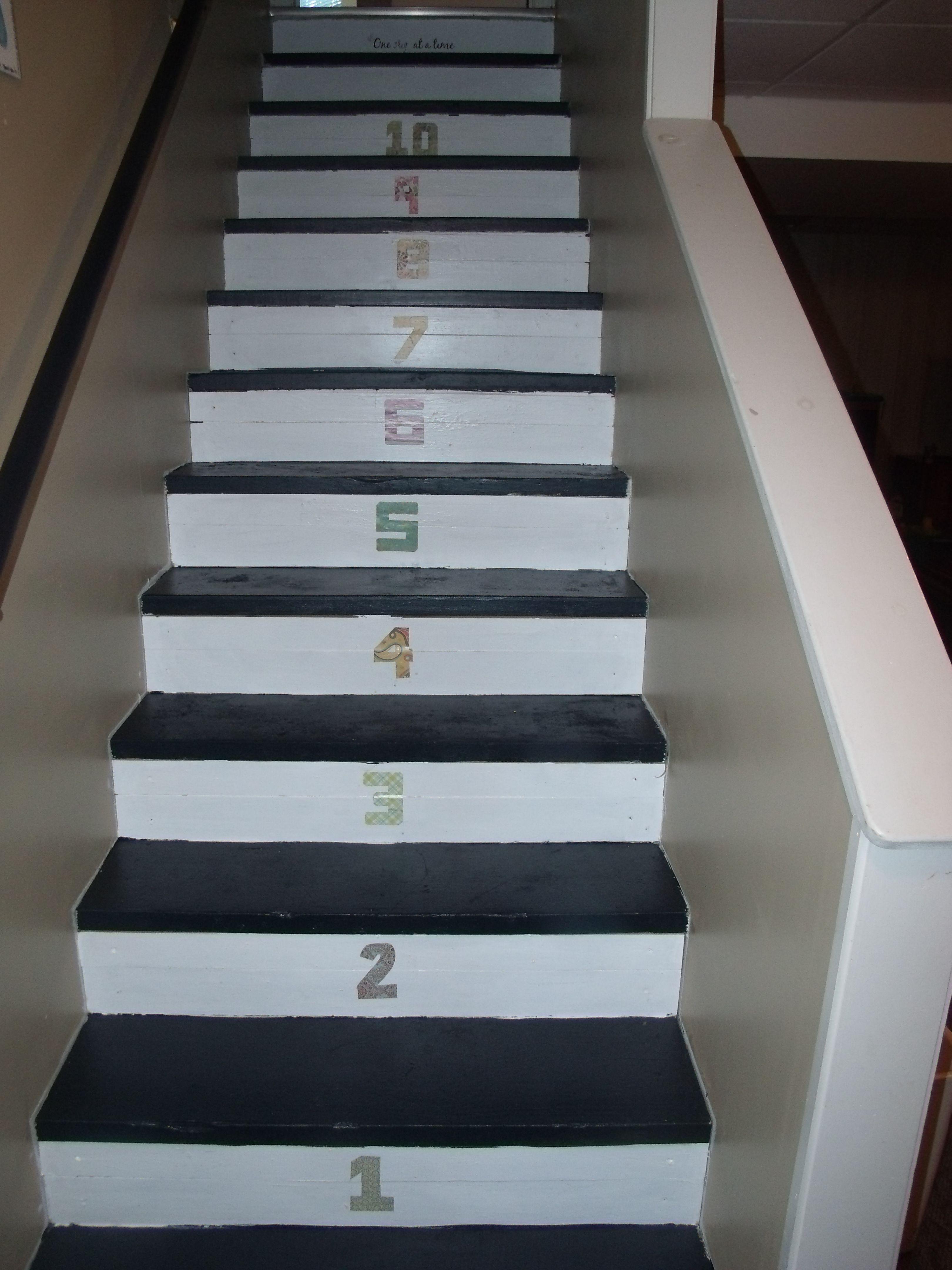 Best Basement Stairs Refinish Stairs Stair Railing Design 400 x 300