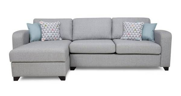About The Lydia Left Hand Facing Chaise End 3 Seater Supreme Sofa Bed L Shaped Sofa Bed L Shaped Sofa Dfs Sofa