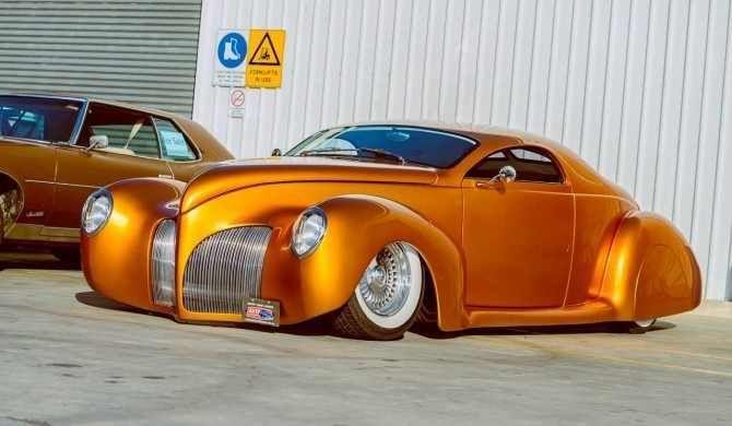 1939 Lincoln Zephyr Custom) autopartstore pro     - Super autos