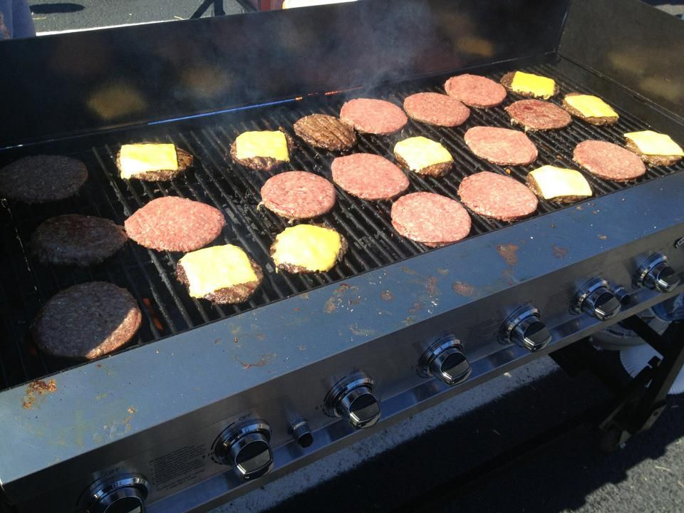 Burgers @ Harvest Fest