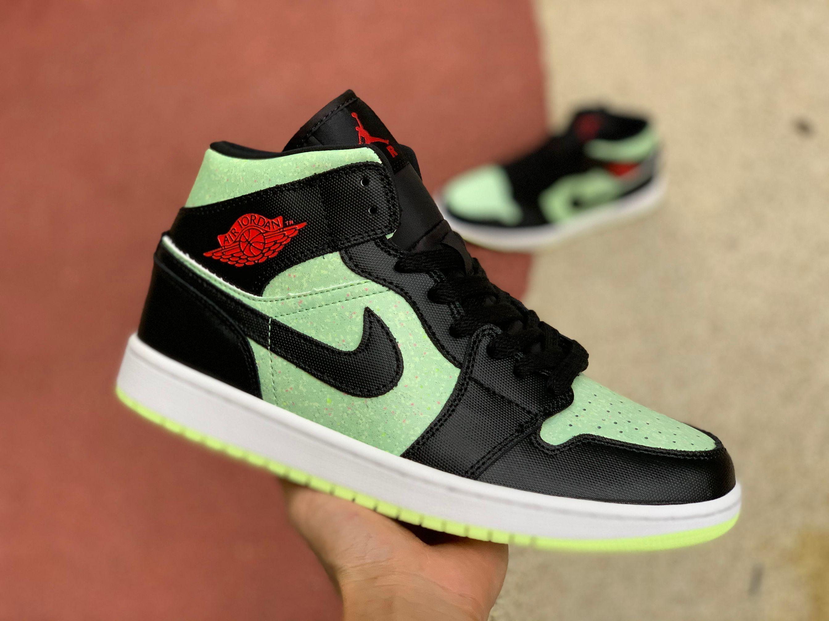 Latest Air Jordan 1 Mid Nike Grind