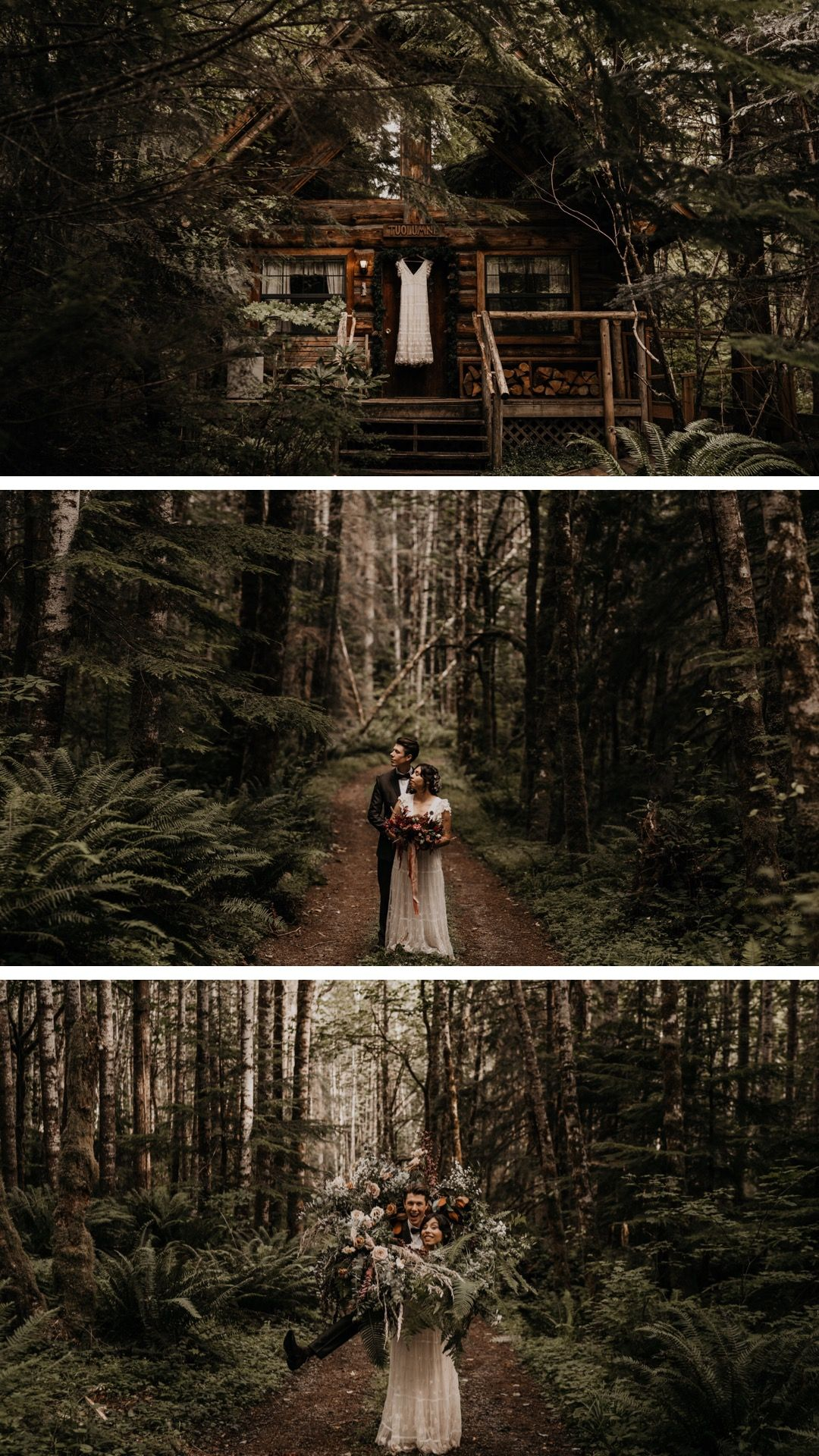 Wellsprings Spa Mt Rainier Wedding