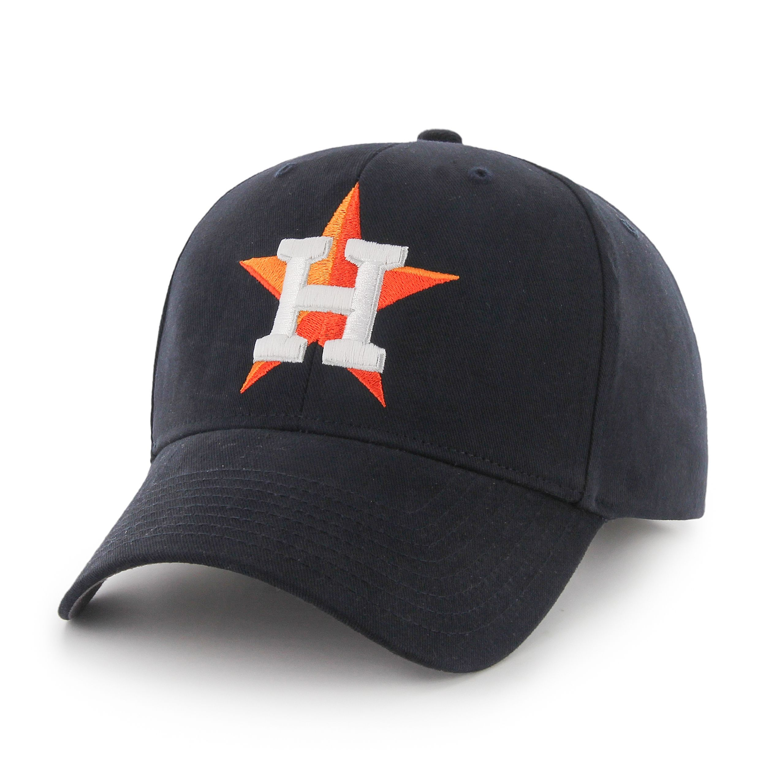 premium selection authentic 50% off 47 Brand Houston Astros MLB Hook and Loop Hat (Houston Astros ...