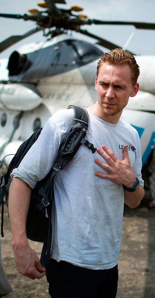 UNICEF UK high profile supporter Tom Hiddleston arrives at the joint UNICEF-WFP Rapid Response Mission in Nyanapol Boma, Jonglei State, South Sudan. Full size image: http://ww3.sinaimg.cn/large/6e14d388gw1ewg9oesx2cj21400qodmm.jpg Source: http://siegfried-photo.photoshelter.com/gallery-image/PORTRAITS-PERSONALITIES/G0000LKXqrauEloY/I0000OSQXdxGeTpE via hiddlestonredalert.tumblr