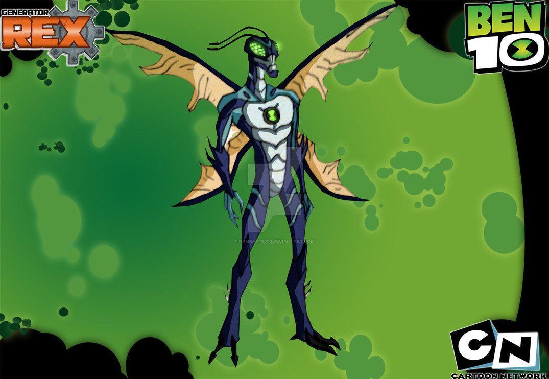 Reboot Stinkfly In Genrex Style By Kamran10000