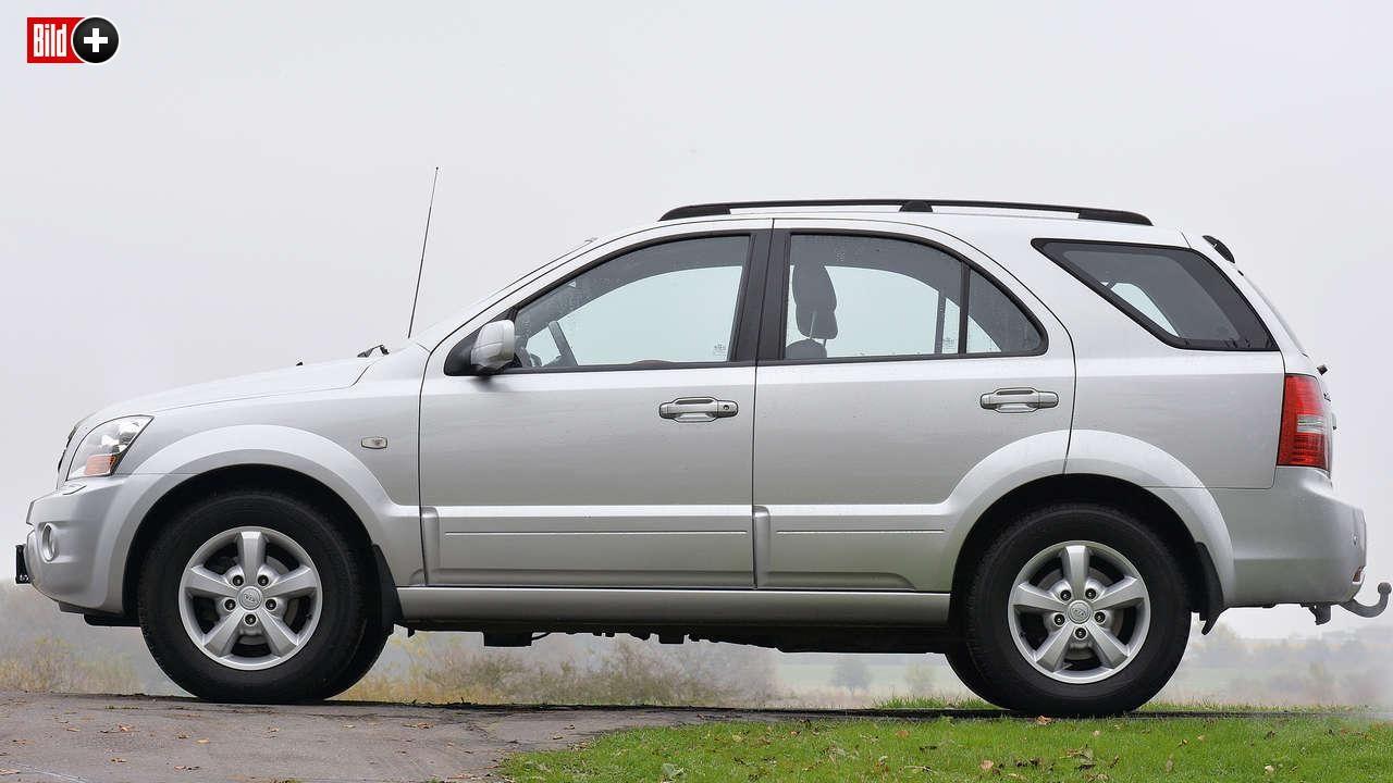 Kia Sorento Im Check Was Taugt Der Korea Suv Als Gebrauchter Gelandewagen Autos Gebrauchtwagen