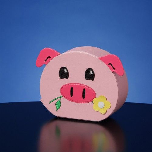 Jing A Ling Noise Unbreakable Piggy Bank Piggy Bank Box Company Music Box