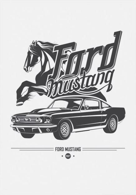 28+ best ideas for classic cars poster ford mustangs