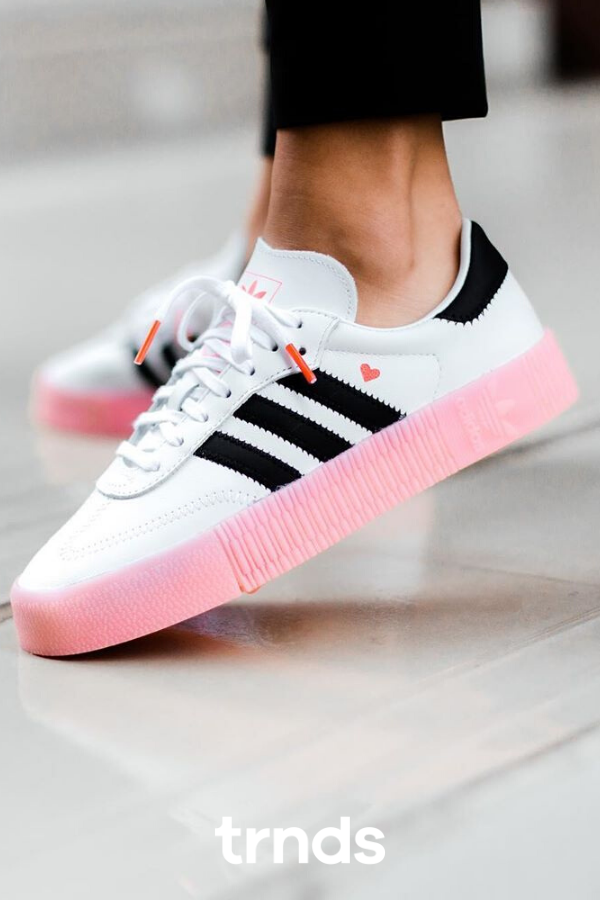 adidas superstar up rosse