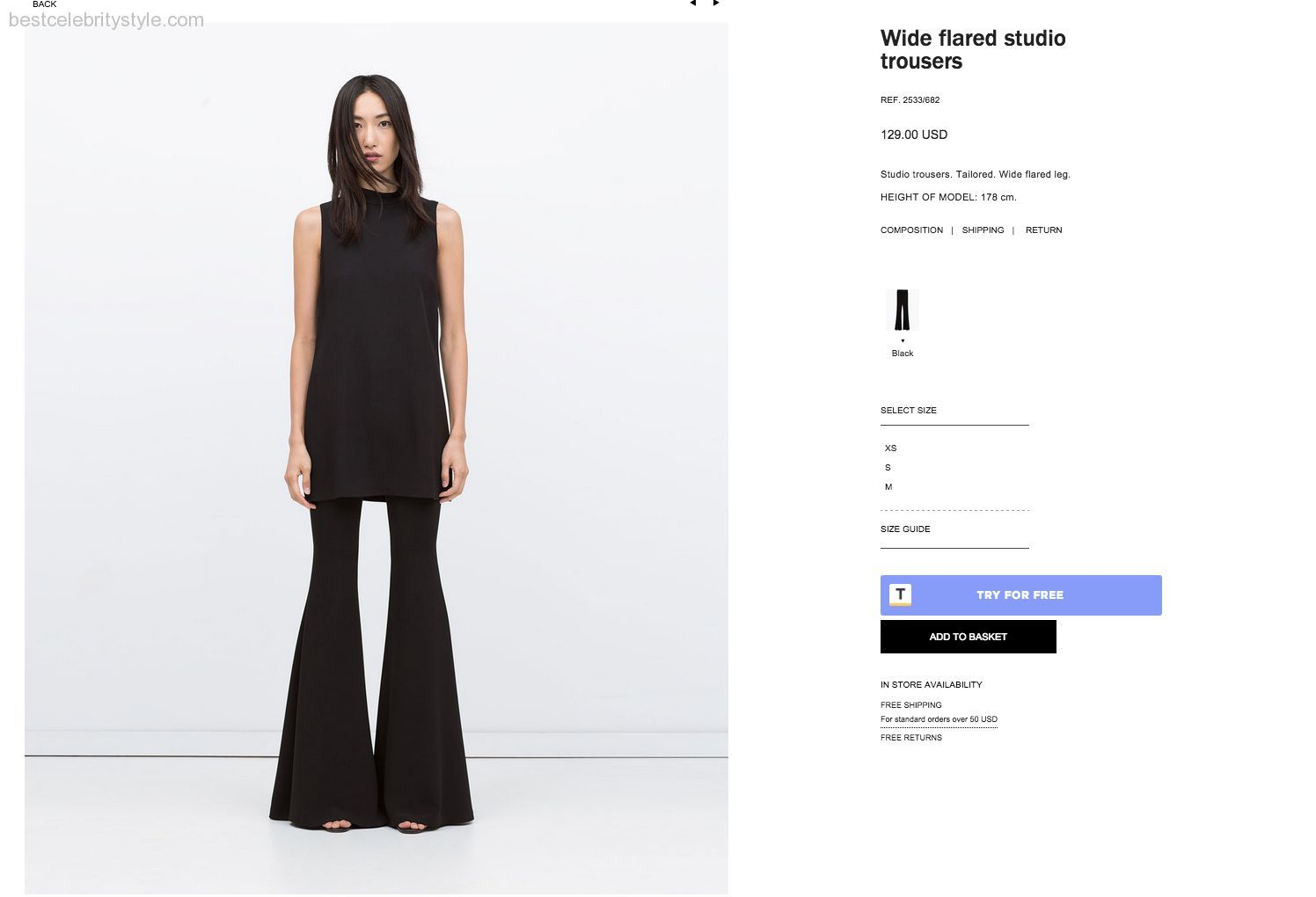 Genius: This New Website Lets You Try on Clothing From Online Stores—Without Paying First - http://bestcelebritystyle.com/genius-this-new-website-lets-you-try-on-clothing-from-online-storeswithout-paying-first/