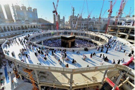 مشروع توسعة الحرم المكي الشريف مكة Islam