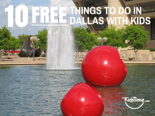 10 FREE Things to do in Dallas with Kids