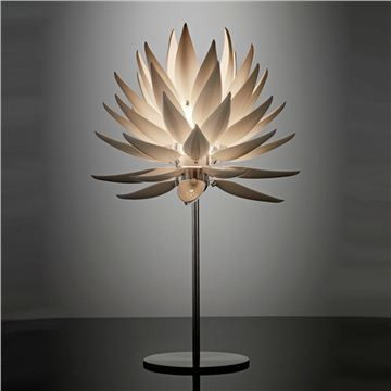 Modern lighting aloe blossom table lamp designed by jeremy cole