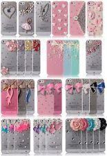 CLEARANCE Luxury 3D Bling Rhinestone Hard Case Cover Skin For APPLE IPHONE 5 5S