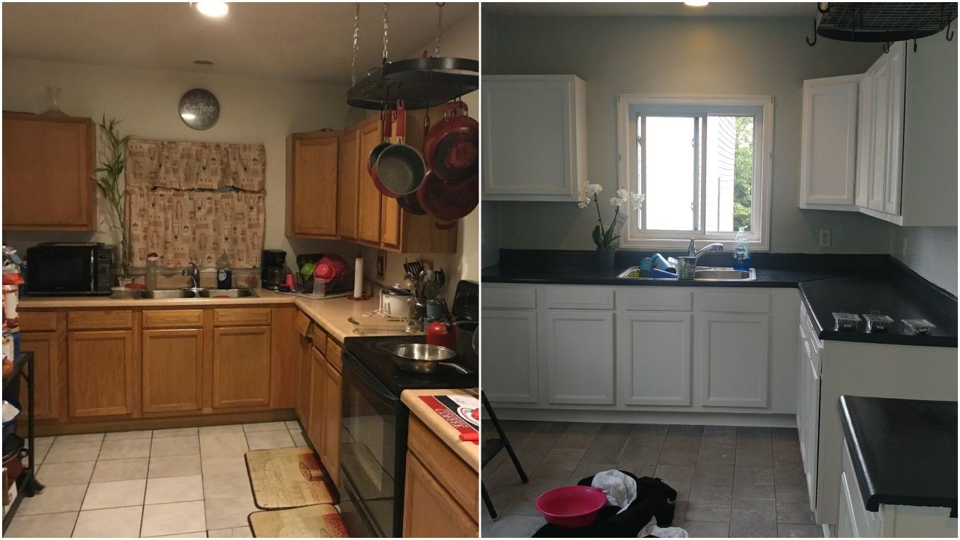 Replacing nothing is always the best way to go. Behr ...