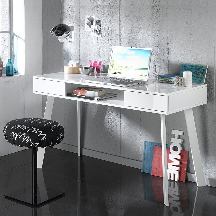 Laptoptisch tamale hochglanz wei home24 fantastic furniture pinterest - Hochglanz lackieren ...