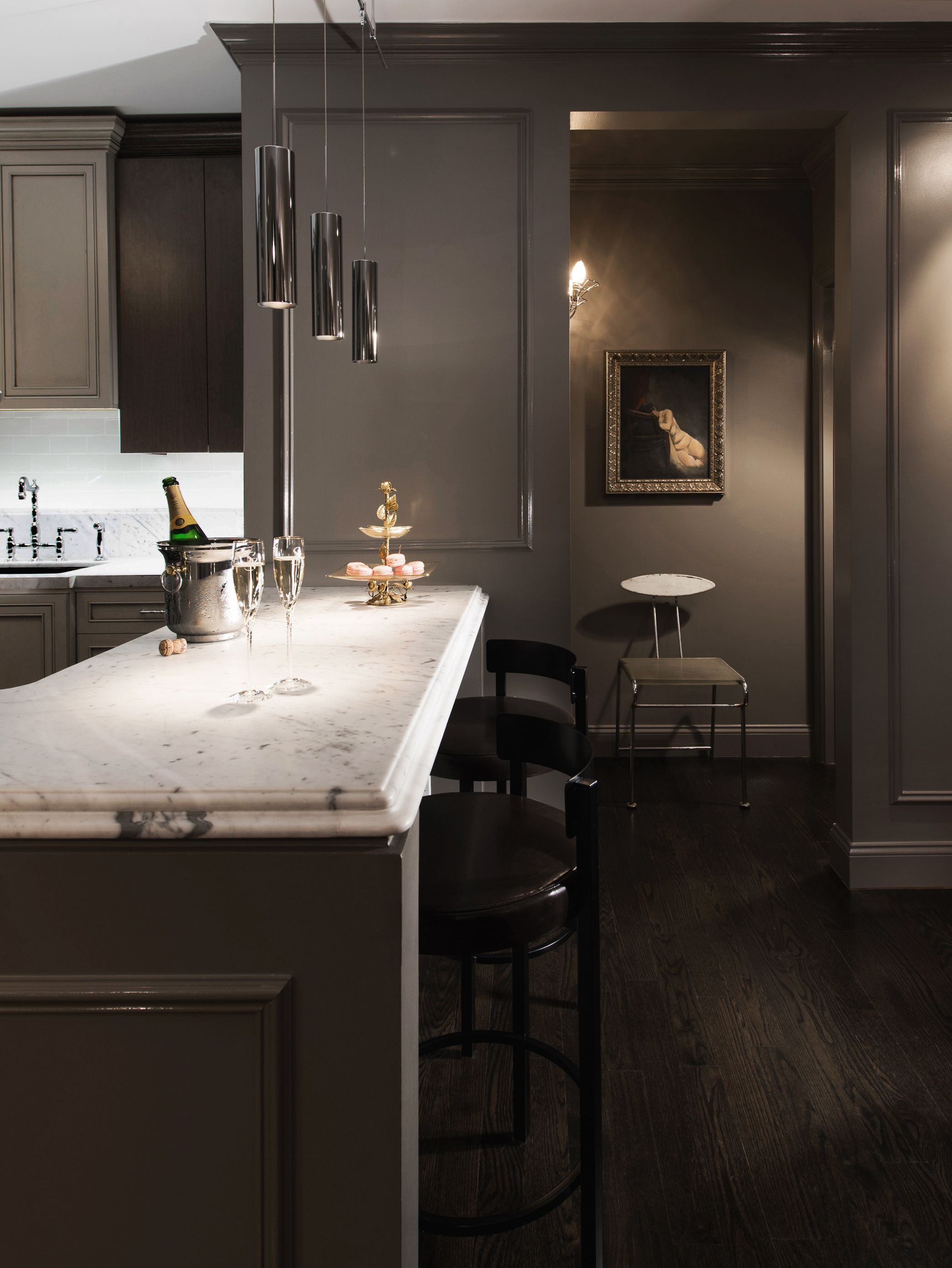 Stephen Young Design  Gold Coast Chicago  Kitchen  Photography Gorgeous Chicago Kitchen Design Decorating Design