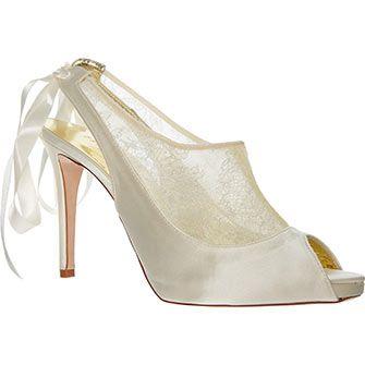 Maria Lace, Womens Court Shoes Freya Rose