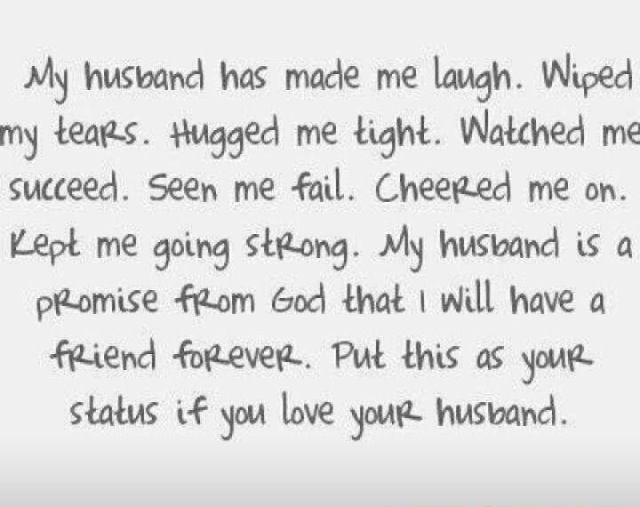 Not Only Was My Husband My Rock My Provider My Best Friend My