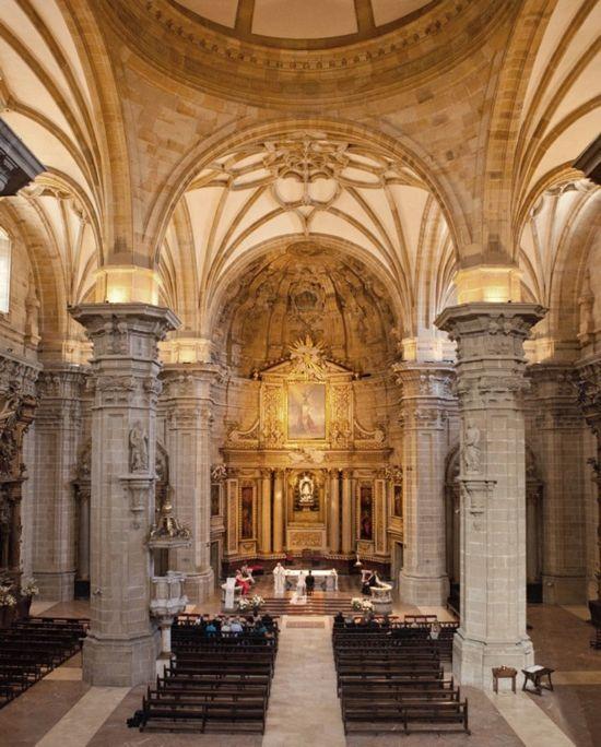 Destination Wedding Location In Spain San Sebastian