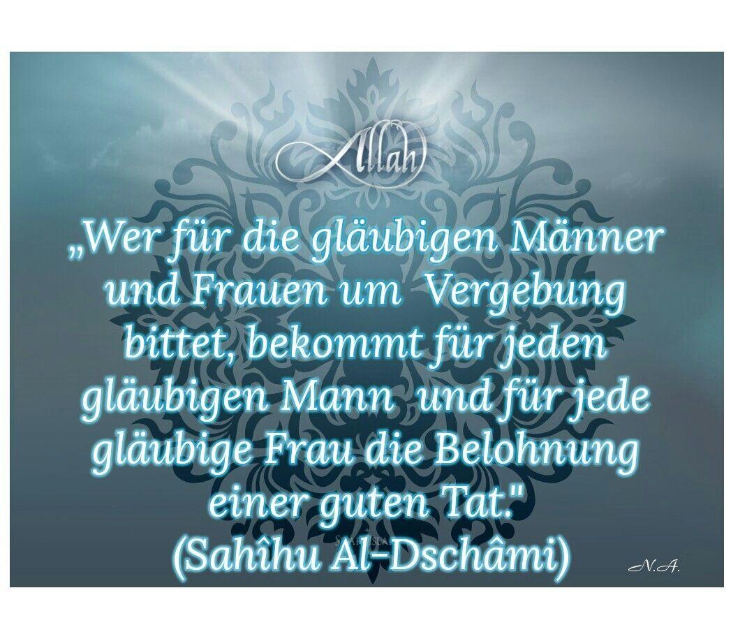 Pin von NoAh auf Islam   Um vergebung bitten, Vergebung, Taten
