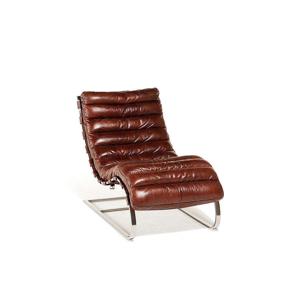 Tidak chaise longue - Lombok. So comfy...but don\'t think leather ...
