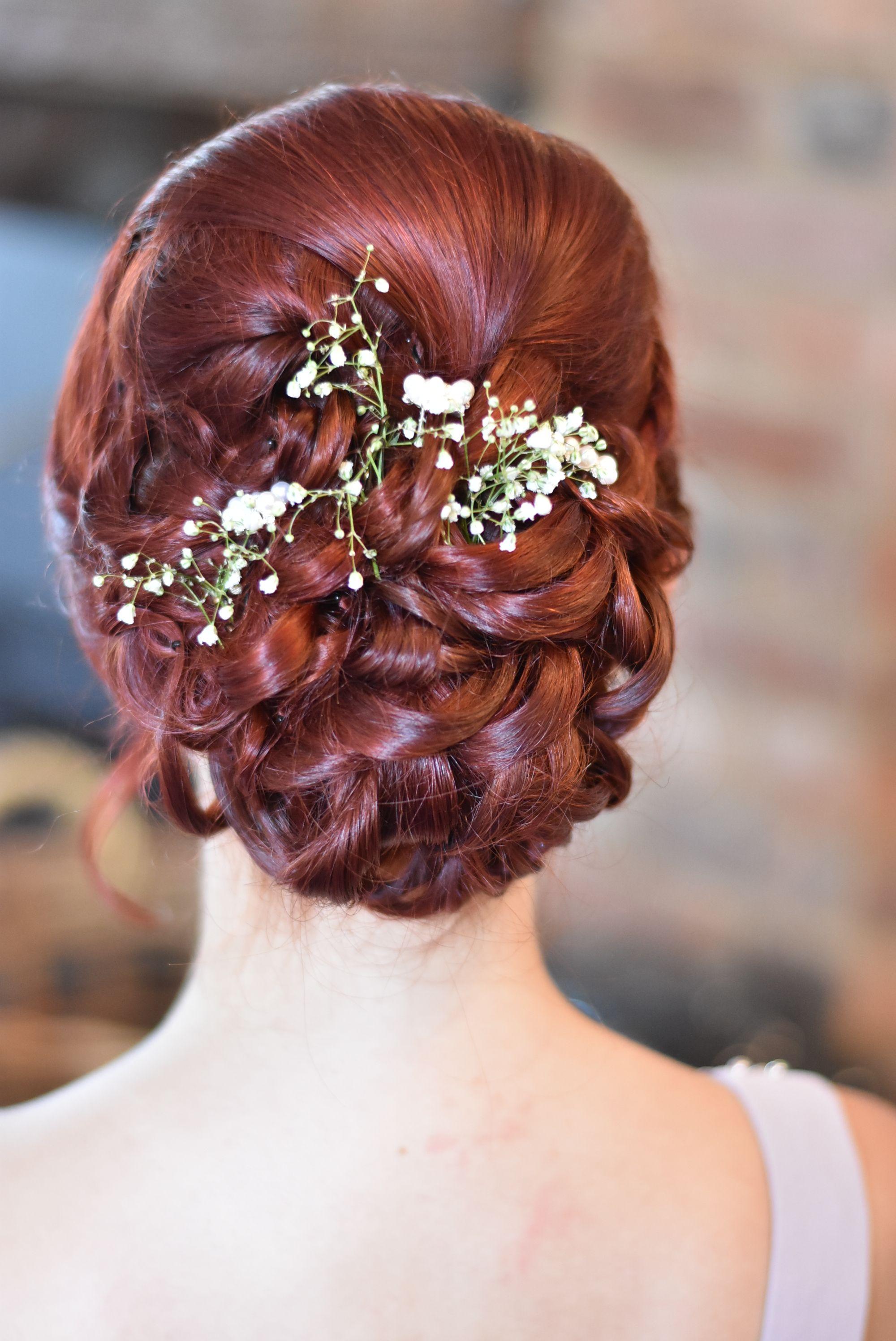 Elegant Hair Bridal Hair And Makeup Wedding Hairstyles Elegant Hairstyles