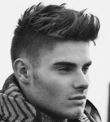 Mens Hairstyles Long On Top Short Sides And Back Pictures Mens Haircuts Short Boy Haircuts Short Top Hairstyles For Men