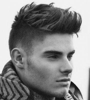 Mens Hairstyles Long On Top Short Sides And Back Pictures Mens Haircuts Short Top Hairstyles For Men Boy Haircuts Short