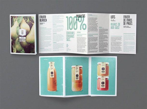 Accordion-Fold Brochures 11 Corporativo Pinterest Accordion - accordion fold brochure
