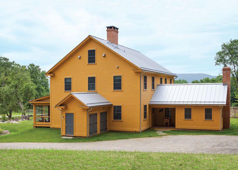 16+ Net zero farmhouse plans model