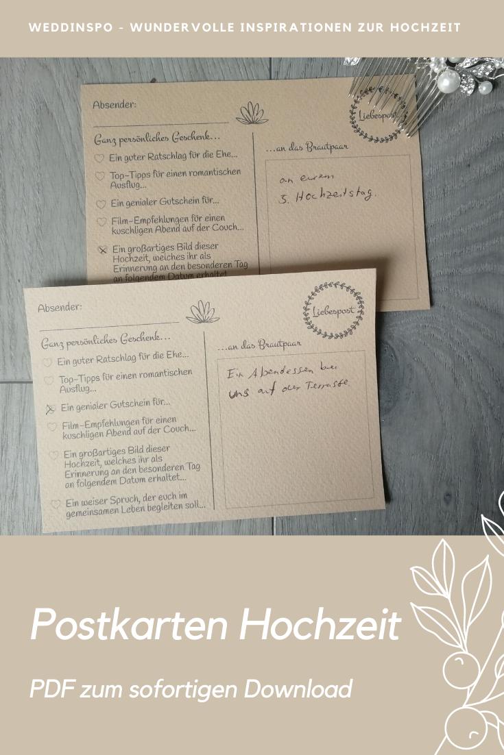 Hochzeit Postkarten Gastebuch Zusatz Oder Alternative Als Etsy In 2020 Personalized Items